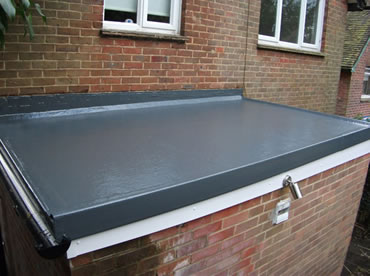 GRP Flat Roofing